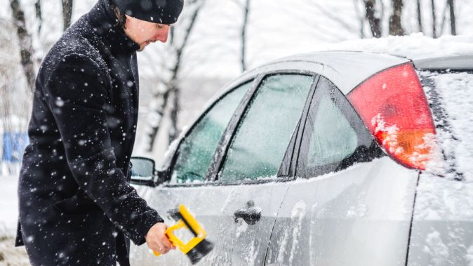 How to Prevent Wintertime Ice Dings