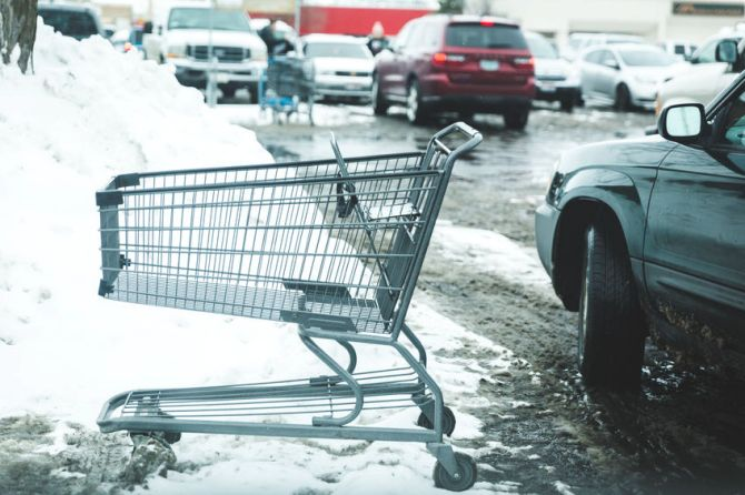 All You Need to Know About Shopping Cart Dents