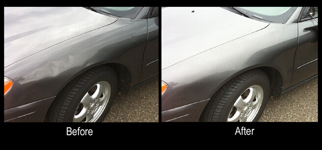 Bumper Repair in Bloomington, Minnesota